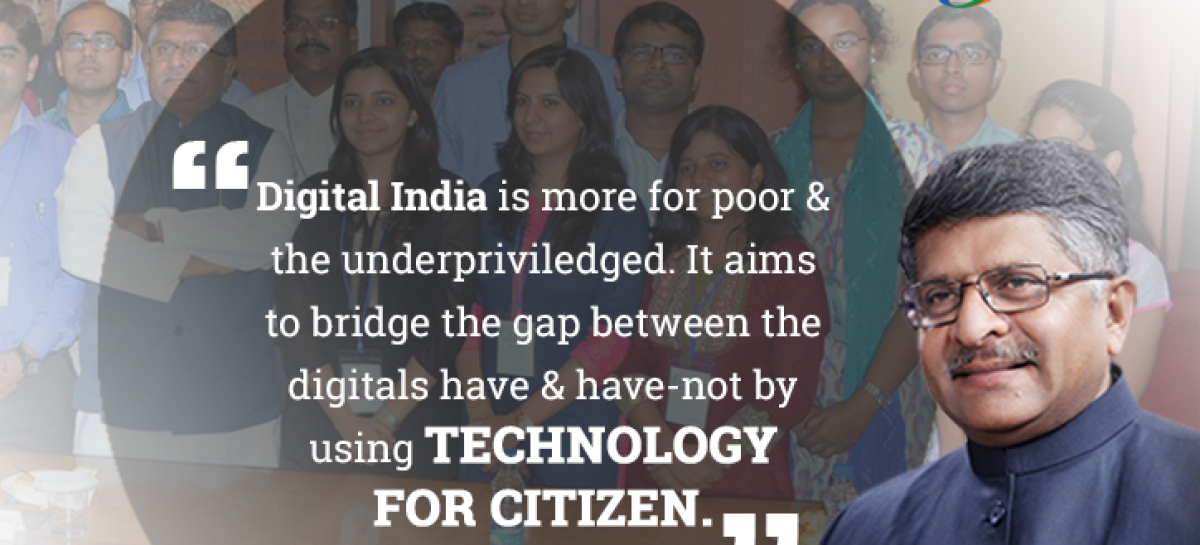 CIDIF – CIO Digital Foundation announces a platform to support Digital India